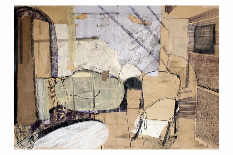 """Mostre a Roma – Gli inediti """"Paper Works"""" di Blanco e Zarattini alla Rvb Arts"""